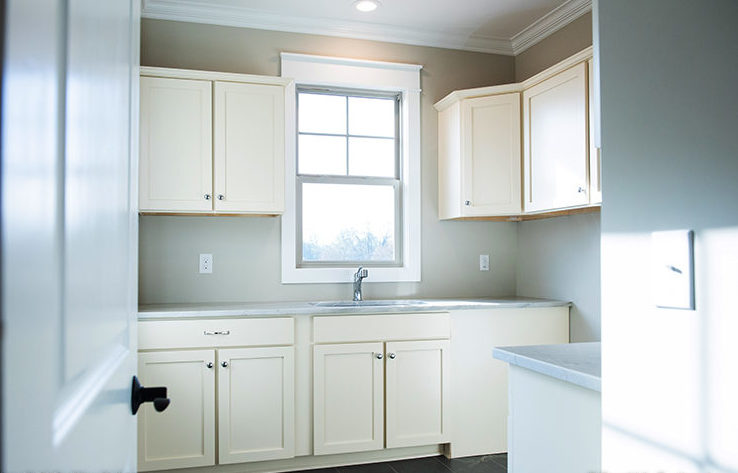 Renovation Contractor - Laundry Room - Winston Salem